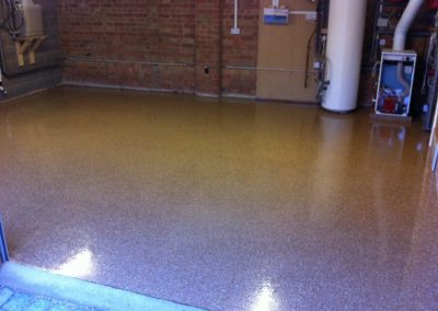 industrial garage flooring
