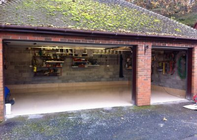 garage resin flooring