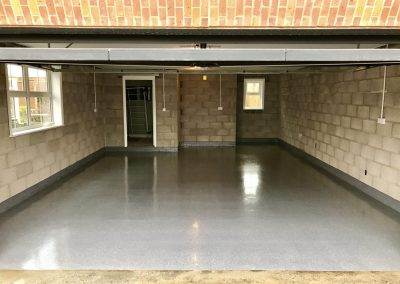 garage resin flooring